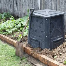 Small Blue Printer Garden Tips For Composting Weeds