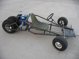 Buggy Designs And Blueprints Scorpion Three Wheeled Go Kart Plans Go Kart Plans Go