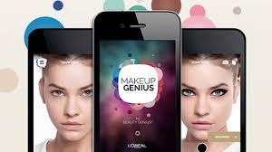 l oréal paris make up genius virtual mirror caign case study you