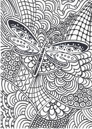 Small Picture Simple Dragonfly Coloring Pages Colouring Free Best Butterflies