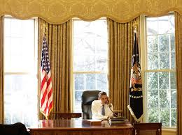 obamas oval office. Enlarge The Buck Stops Here: President Barack Obama Gets Straight Down To Work In Oval Obamas Office