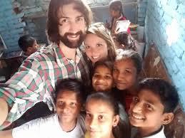Recreation's Melissa Robertson Taught Children in India for Spring Break |  Central Washington University