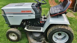 craftsman garden tractor. Fine Craftsman SEARS CRAFTSMAN Garden Tractor For Craftsman YouTube