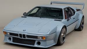 stunning BMW M1 Procar is up for sale