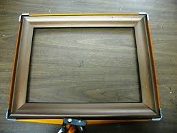 wood picture frames. Frame, Allow The Glue To Dry Wood Picture Frames