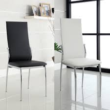 furniture of america duarte modern leatherette dining modern contemporary dining room furniture