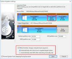 how to migrate windows 10 to ssd with