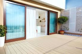 why sliding glass patio doors are the best vs french