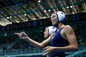 Kk Clark - Kk Clark Photos - Water Polo - Olympics: Day 14 - Zimbio