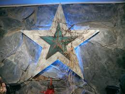 picture of how to make a 24 inch wooden star with a 2x4