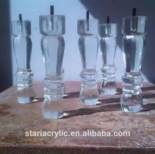 plexiglass sofa legs plexiglass sofa legs suppliers and manufacturers at alibabacom acrylic furniture legslucite table leghigh transparent