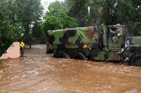 u s department of defense photo essay 12 iers respond to flood waters in boulder county colo sept