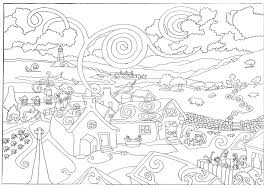 Country Coloring Pages Coloring Pages