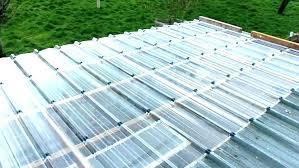 corrugated pvc roof panels vinyl home depot plastic roofing elegant transpa material 7 depo