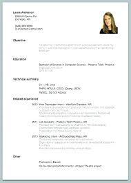 Example Of Resume To Apply Job Noxdefense Com