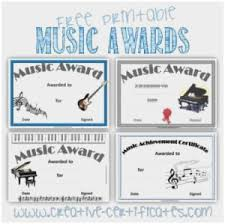 Piano Certificate Template Piano Award Certificate Great Free Editable Music Certificate
