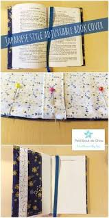 diy anese style adjule book cover sewing patterns