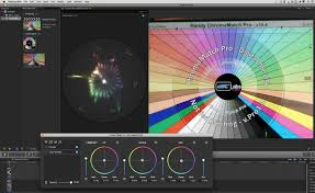 Colour Chart Video Calibrating Video With The Best Colour Reference Chart At An