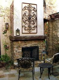 mediterranean outdoor wall art