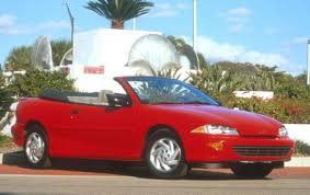 1996 Chevrolet Cavalier - Information and photos - ZombieDrive