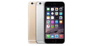 K b iPhone 6 i USA eller Tyskland
