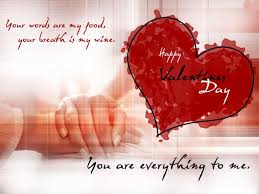 Greetings For Valentines Day Quotes