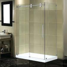 delta sliding shower doors delta simplicity shower door small sliding glass
