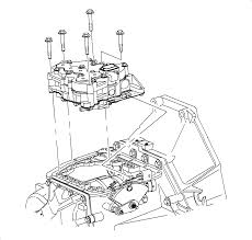 Sc array repair instructions control valve body assembly installation rh repairprocedures