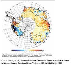 antarctic ice sheet growing the migrant mind antarcticas ice is growing not melting