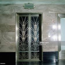 Art Deco Elevator Door, New York | Elevator door, Lobbies and Art deco