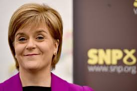 Nicola Sturgeon. is a cunt. is a cunt