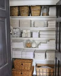 Bathroom Closet Organization Ideas Classy 48 Best Linen Closet Organization Tips In 48 How To Organize