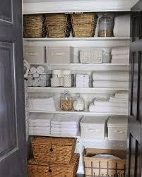 Bathroom Closet Organization Ideas Classy 48 Best Linen Closet Organization Tips In 48 How To Organize