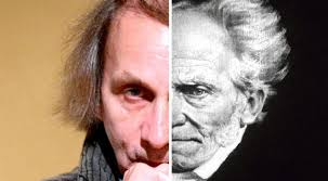 Resultado de imagen de Michel Houellebecq Schopenhauer