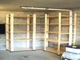 diy garage storage shelves homemade garage shelving ideas build garage storage shelves best garage shelving plans