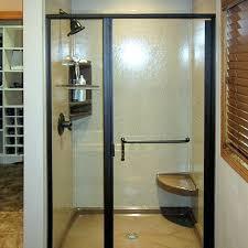replacing shower doors how