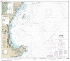 Gulf Of Maine Chart Details About Noaa Portsmouth Nh To Cape Ann Ma Hampton Harbor Gulf Of Maine Paper Chart 13278