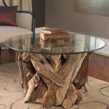 Coffee table base Diy Cindi Driftwood Coffee Table Williambubenikinfo Driftwood Coffee Table Base Wayfair