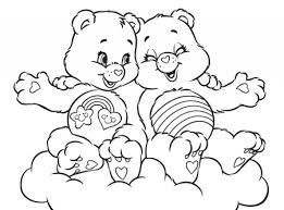 It's wonderful that, through the process of drawing and coloring, the learning about things around us does not only become joyful. Get This Care Bear Coloring Pages Online Printable Nhywg