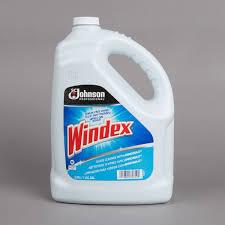 sc johnson professional 696503 1 gallon 128 oz windex window windex outdoor glass and patio