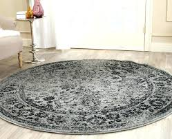 round rugs 8 ft fancy rug circular large foot living runners round rugs 8 ft