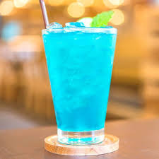 if you ve ever thought the long island iced tea should be blue it s