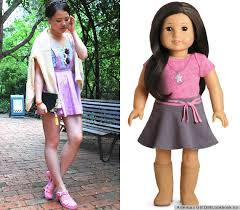 Truly Me Visual Chart Make Your Own American Girl Doll Avalonit Net