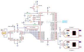 automatic railway gate control system high speed alerting system automatic railway gate control circuit diagram