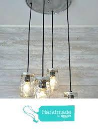 mason jar light fixture mason jar chandelier pendant light fixture handmade lighting fixtures canadian tire