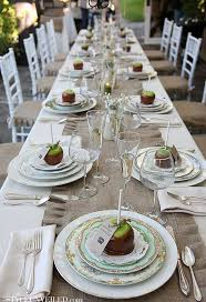 rustic candy apple idea outdoor candy apple wedding favors
