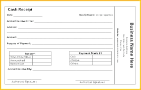 Receipt Template Doc Payment Receipt Format Cheque Template Doc Fees Paid Invoice
