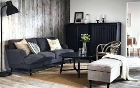 ikea stocksund sofa sofa rot a living room with a grey sofa storage in ikea stocksund