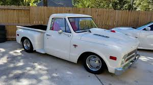 1969 Chevy C10 TWIN TURBO WITH 671 BLOWER FOR SALE $40,000 - YouTube