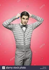 "Glee"" Season 3 Darren Criss Stock Photo ..."